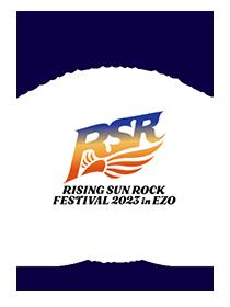 RISING SUN ROCK FESTIVAL 8/14-15 (北海道)