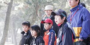自然が子どもを成長させる〜自然体験が子どもに与える影響について〜