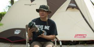 """子どもとの絆を深める""""パパ""""にとってのキャンプ。FQ JAPAN畑山護之編集長インタビュー"""