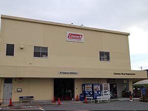 千葉県流山市にあるプロダクトセンター。全国のユーザーからの修理品がここに集まってくる