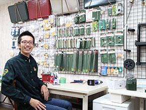 昭島店では修理の持ち込みも受け付けているが、スタッフが対面して説明しながら作業を進める