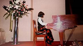 習い事は数えきれず…<br /> 飽きっぽかった中で、ピアノと英語は長続きしたという