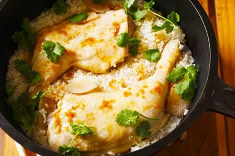 アジアン鶏飯(海南鶏飯)